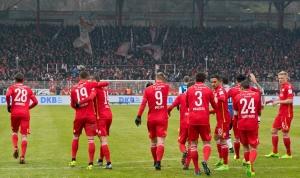 1. FC Union Berlin vs. Arminia Bielefeld