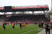 1. FC Union Berlin vs BFC Dynamo, 0:1
