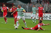 1. FC Union Berlin vs. Celtic FC, 12.07.2013