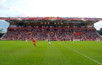 1. FC Union Berlin vs. Celtic FC, 12. Juli 2013