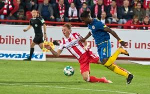 1. FC Union Berlin vs. Eintracht Braunschweig