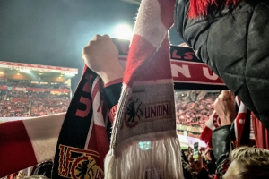 1. FC Union Berlin vs. Eintracht Frankfurt