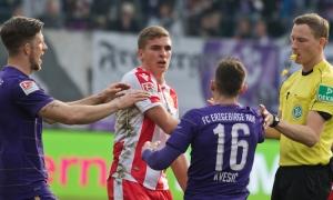 1. FC Union Berlin vs. FC Erzgebirge Aue