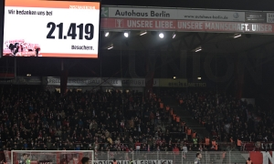 1. FC Union Berlin vs. FC Ingolstadt 04
