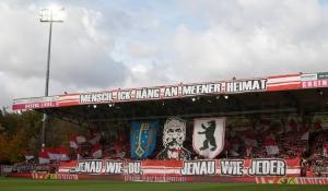 1. FC Union Berlin vs. Fortuna Düsseldorf