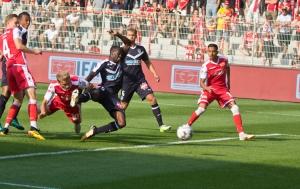1. FC Union Berlin vs. Girondins Bordeaux
