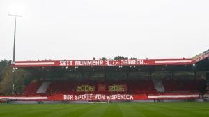 1. FC Union Berlin vs. Hannover 96