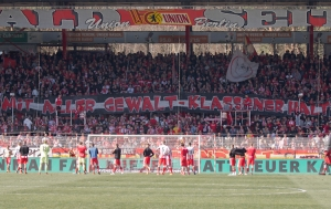 1. FC Union Berlin vs. MSV Duisburg