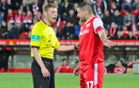 1. FC Union Berlin vs. SC Paderborn 07, 1:1