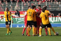 1. FC Union Berlin vs. SG Dynamo Dresden, 08.02.2014