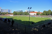 1. FC Union Berlin vs. SK Slavia Praha im Zoschke Stadion