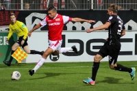 1. FC Union Berlin vs. SV Sandhausen, 04. Oktober 2013