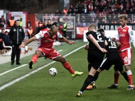 1. FC Union Berlin vs. SV Sandhausen