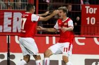 1. FC Union Berlin vs. SV Sandhausen 3:0