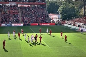 1. FC Union Berlin vs. SV Werder Bremen