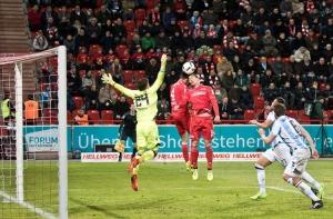 1. FC Union Berlin vs. TSV 1860 München