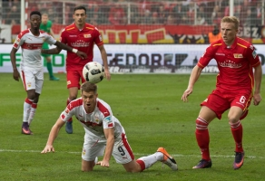 1. FC Union Berlin vs. VfB Stuttgart