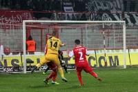 1. FC Union Berlin vs. VfR Aalen, 1:3