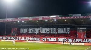 1. FC Union Berlin vs.  Würzburger Kickers