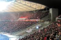 1. FC Union Berlin zu Gast bei Hertha BSC