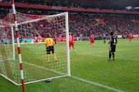 1. FC Union erkämpft Punkt gegen St. Pauli
