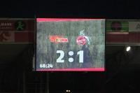 1. FC Union vs. 1. FC Köln: 2:1