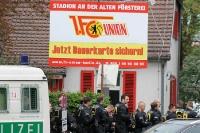 Dicke Luft nach dem Spiel gegen den FC Hansa Rostock