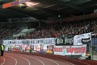 Aktion 12:12 der Union-Fans in Braunschweig