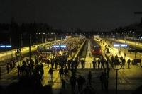 Auf dem Weg zum Berliner Derby 12.02.2013
