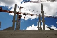 Bauprojekt: Neue Haupttribüne für den 1. FC Union Berlin