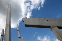 Baustelle im Stadion An der Alten Försterei in Berlin
