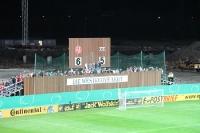 DFB-Pokal RWE gegen Union - Endstand 6:5