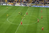 SG Dynamo Dresden - 1. FC Union Berlin, 12.08.2011, Glücksgas Stadion, 2. Bundesliga