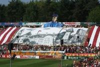 Rückblick: Choreographie des Wuhlesyndikats des 1. FC Union Berlin gegen Dynamo Dresden, 2007