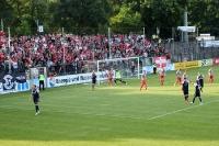 Fans des 1. FC Union Berlin zu Gast bei Babelsberg 03