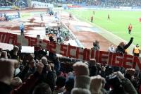 Fans von Union Berlin in Braunschweig
