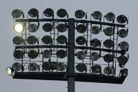 Flutlicht im Stadion An der Alten Försterei