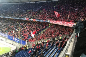 Hamburger SV vs. 1. FC Union Berlin