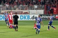 Heißes Tänzchen: Union Berlin gegen Hertha BSC