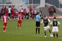 Hibernian Edinburgh zu Gast beim 1. FC Union Berlin
