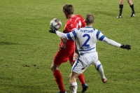 Knackiges Zweitligaspiel: 1. FC Union - MSV Duisburg, 1:1