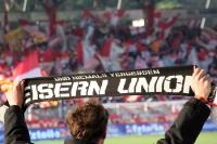 Vorfreude auf das Zweitligaduell 1. FC Union Berlin - FC Erzgebirge Aue