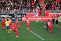 1. FC Union Berlin - Eintracht Braunschweig, 1:0, 13. April 2012
