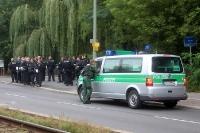 Polizei im Einsatz in Berlin-Köpenick