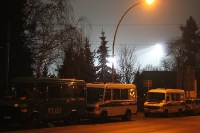 Nach dem Spiel: Union Berlin - Energie Cottbus