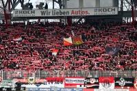 Vorfreude auf das knackige Duell 1. FC Union - SG Dynamo Dresden, 11. Februar 2012