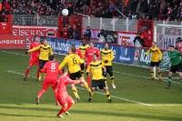 Nordostduell: 1. FC Union Berlin - SG Dynamo Dresden, 4:0, 11. Februar 2012