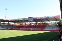 Kleines Berliner Derby: Union II gegen BFC Dynamo, ohne Gästefans, 02.10.2011