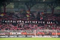 Intro vor dem Spiel gegen St. Pauli