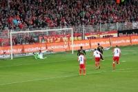 Kölner Führung beim 1. FC Union Berlin